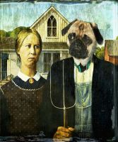 American Gothic by maggie-me