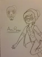 Ami Rose by DarkAmiRose