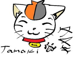 Tamaki cat by MIPA16