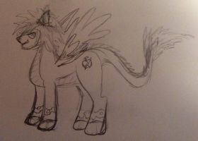 My Little Pony OC by shibblesgiggles01