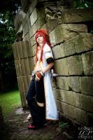 Tales of the Abyss: Smug Luke3 by LiquidCocaine-Photos
