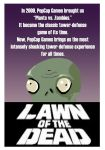 Lawn of the Dead poster4 by writinchica2k