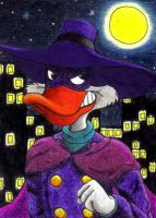 Darkwing Duck by o-Anubis-o