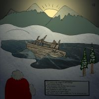 The Cremation of Sam McGee 10 by longlivethecaptain