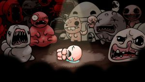 The binding of Isaac-wallpaper by TheKid221