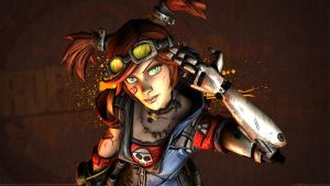Borderlands 2 Gaige by jeux422