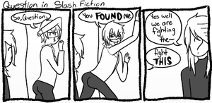 [OC+Ships] How Fanfiction Is Done by ChaoticPuppetMaster