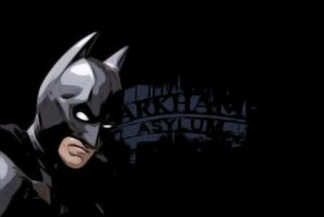 Batman - Arkham Asylum by PolishTank48