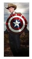 Doctor Who Captain America Shield by RobRulz1231Studios