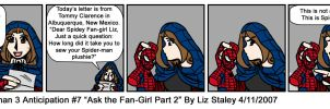Spiderman 3 Anticipation 7 by lizstaley