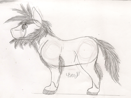 Character Desing: Harry A.K.A The Scratched Beard by LPS100