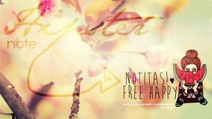 Hipster Happy FREE / Skin for XWidget. by LulissGermanotta