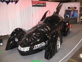 Batmobile-Batman Forever by Haseo1970