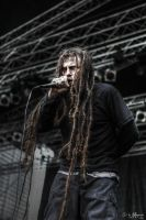Chris Barnes by stefansergio