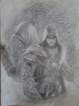 Assassin's Creed Revelations by NyxxH