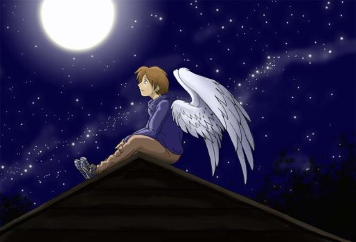 angels stargaze too by Lizzy23