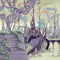City of Vines by shadowgirl