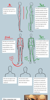 Posture and Composition Tips by DiePestArzt