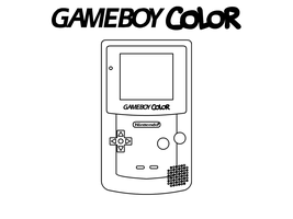 GameBoy Color by oloff3