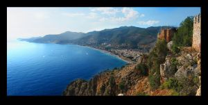 Alanya Bay by ShanghaiBoo
