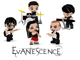 Evanescence by TennisHero