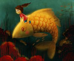 big fish by DenaHelmi