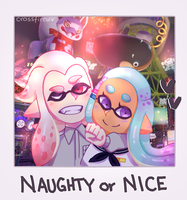 Naugthy or Nice? by WualdhO