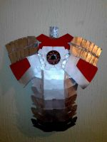 Iron man Mark 5 chest piece (Finished) by UnknownEmerald