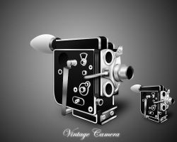 Vintage Camera icon by MDGraphs