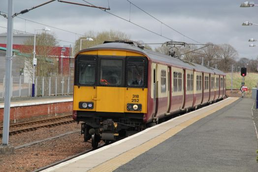 Class 318 by james147741