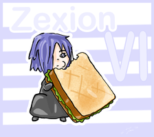 I CAN HAZ SANDWICH by ZAHMB