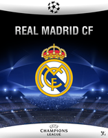 Real Madrid CF by absurdman