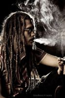 smoking dread by Mirlenges