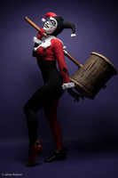 Harley Quinn - The Fool by Enasni-V