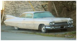 1959 Cadillac Coupe Deville by TheMan268