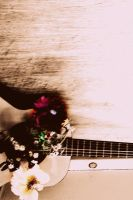 Blooming Guitar by ThisIsJamHot