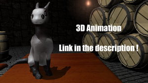 The Dungeon - 3D ANIMATION by The-F0X