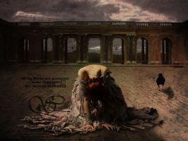 Obeisance To a Memory by Sophia-Christina