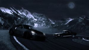 Fast and Furious Tokyo Drift: The last Race by Adamowsky-Design