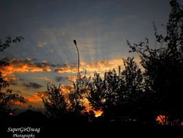 UzhNU sunrise 3 by SuperGirlSwag