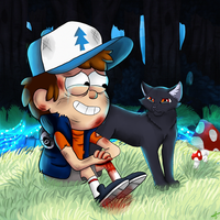 Dipper everything all right? by xXLegendary-FuryXx