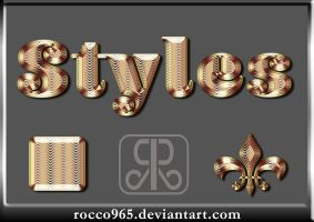 Styles 727 by Rocco 965 by Rocco965