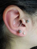 Tragus - AntiTragus Industrial by Rurekk
