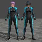Dead or Alive 5 Ultimate - Costume 7 - Ayane by Irokichigai01