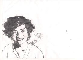 Harry Edward Styles by DemigodWizardGleek
