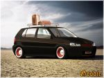 VW Polo Rat Style by GoodieDesign