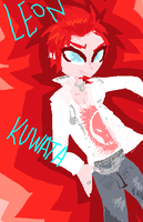 Leon Kuwata by CloudsofCrystal