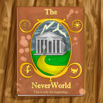 The NeverWorld Cover by Starwarrior4ever