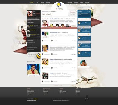 e-Volley by citrea