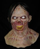Zombie mask-Dreggs88 by GoreGalore
